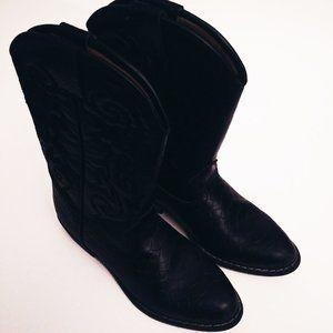Route 66 Cowboy Boots Size 13 kids